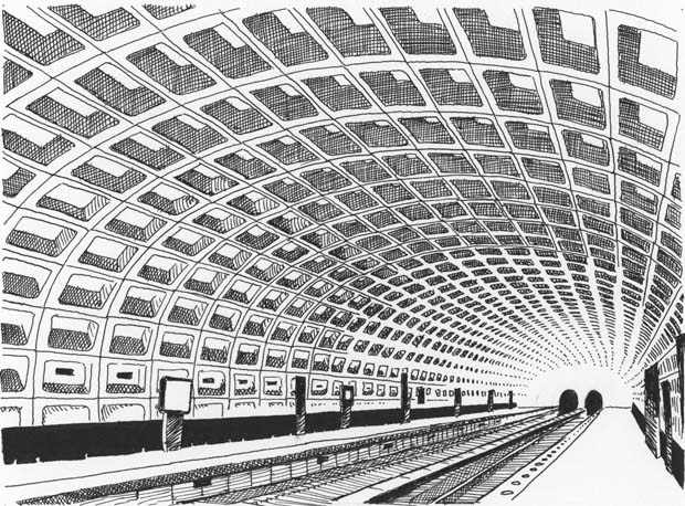 Metro Washington DC