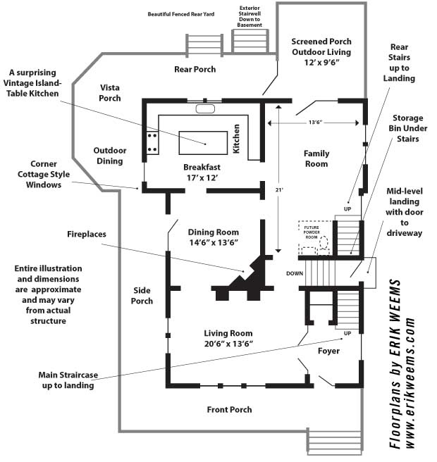 FL FLoorplan Virginia