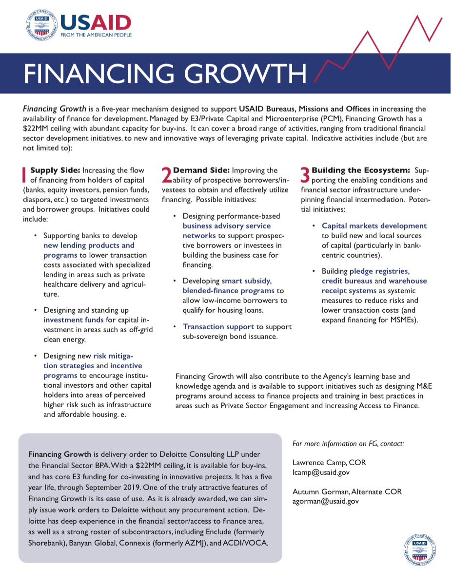 Flyer Financial Growth